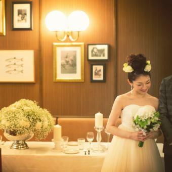 結婚式二次会専用プラン『Basic plan A』