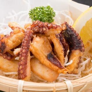 Akashi Takoto fried