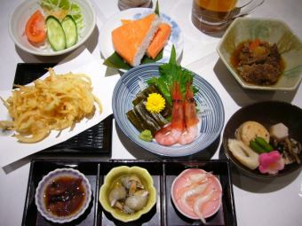 【Ideal for banquets!】 Tipsy banquet course ★ 2200 yen 【Required reservation · With advantage benefits for 3 ~ 8 people!】