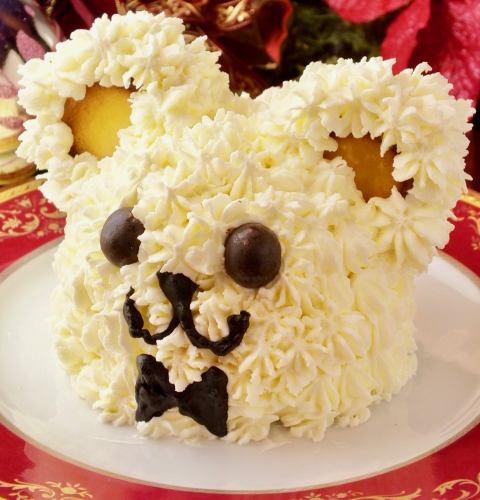 곰 짱 케이크