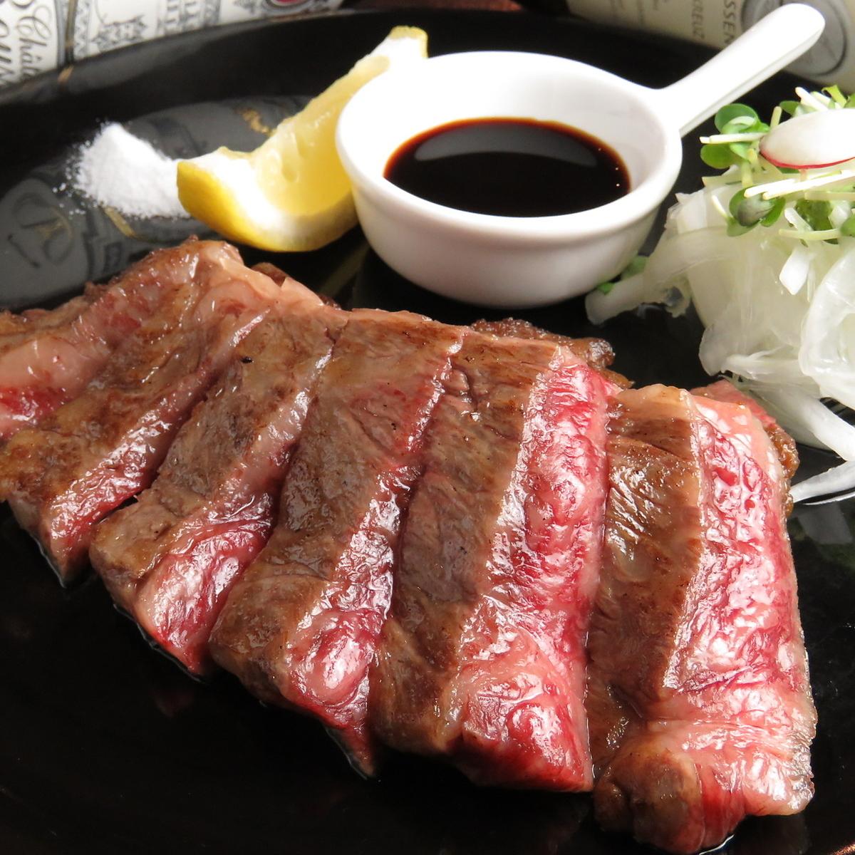 A5廣島牛肉沙朗牛排(150克)