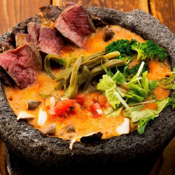 【逸品料理も目白押し♪】とろ~りチーズがたまらない♪本格メキシカン料理を堪能☆メキシカン溶岩チーズ鍋