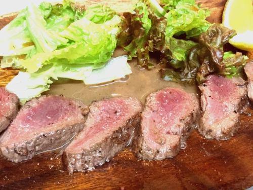 北海道食材を使った料理!