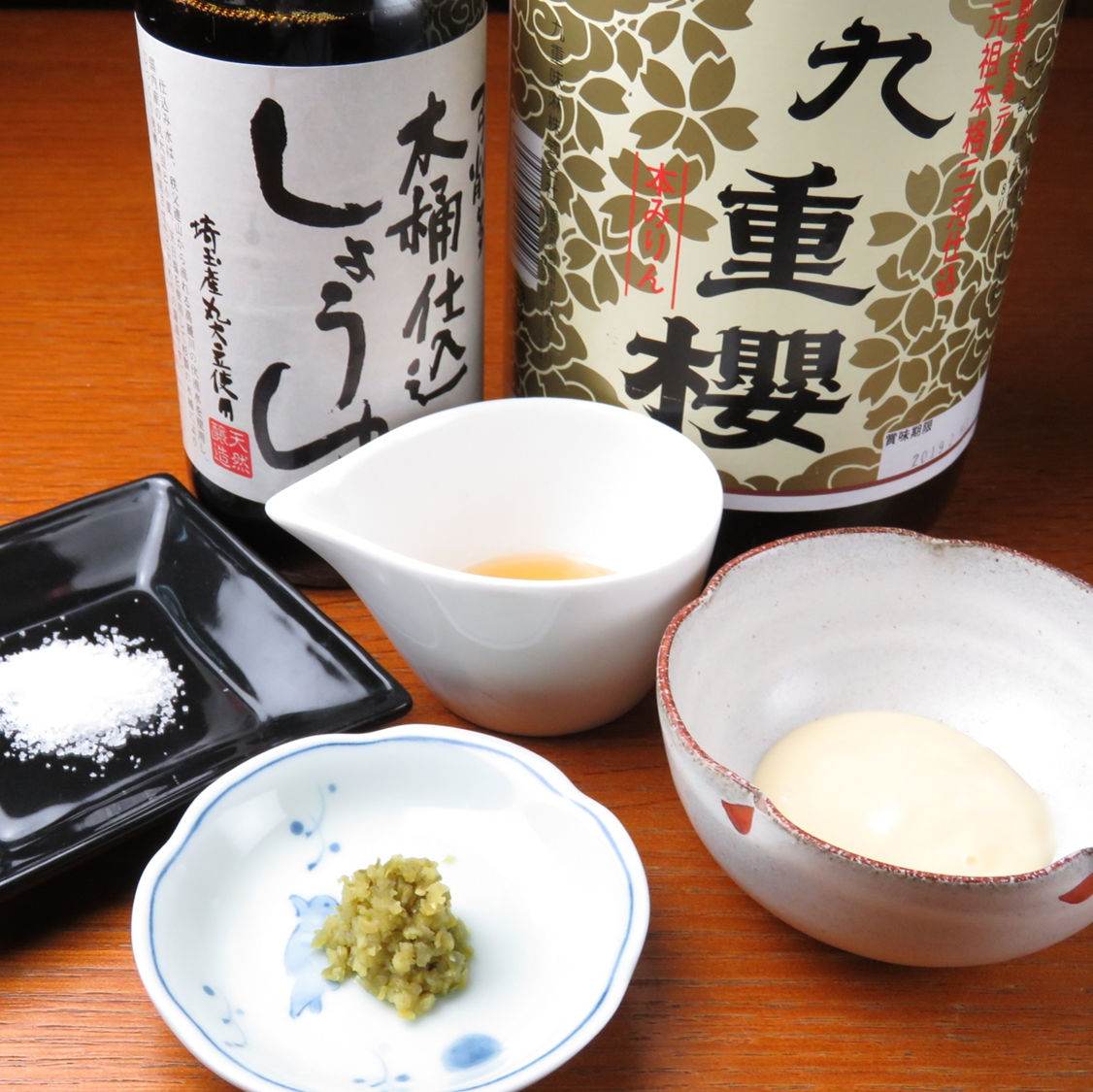 【Home cuisine made from sticky seasoning】