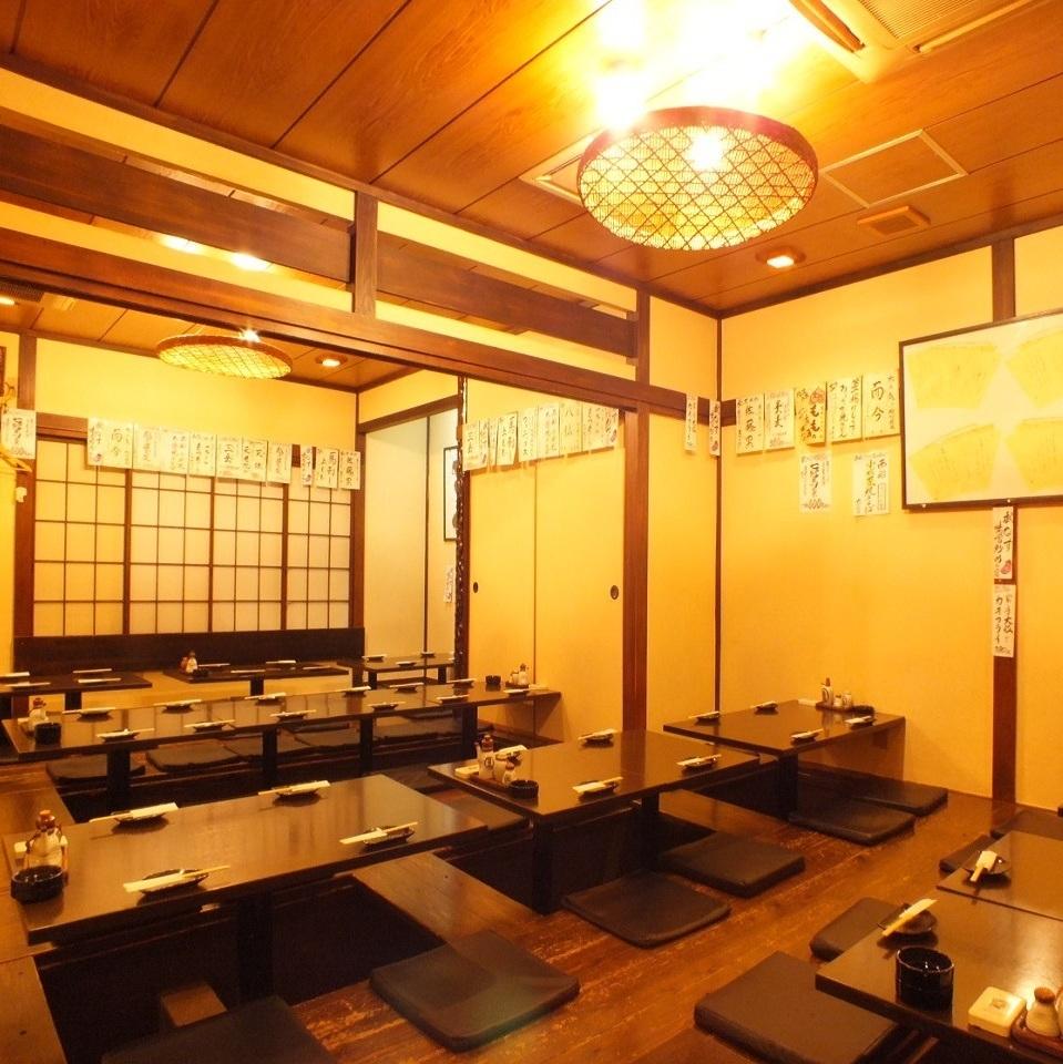 【2楼】私人房间最多可容纳50位客人