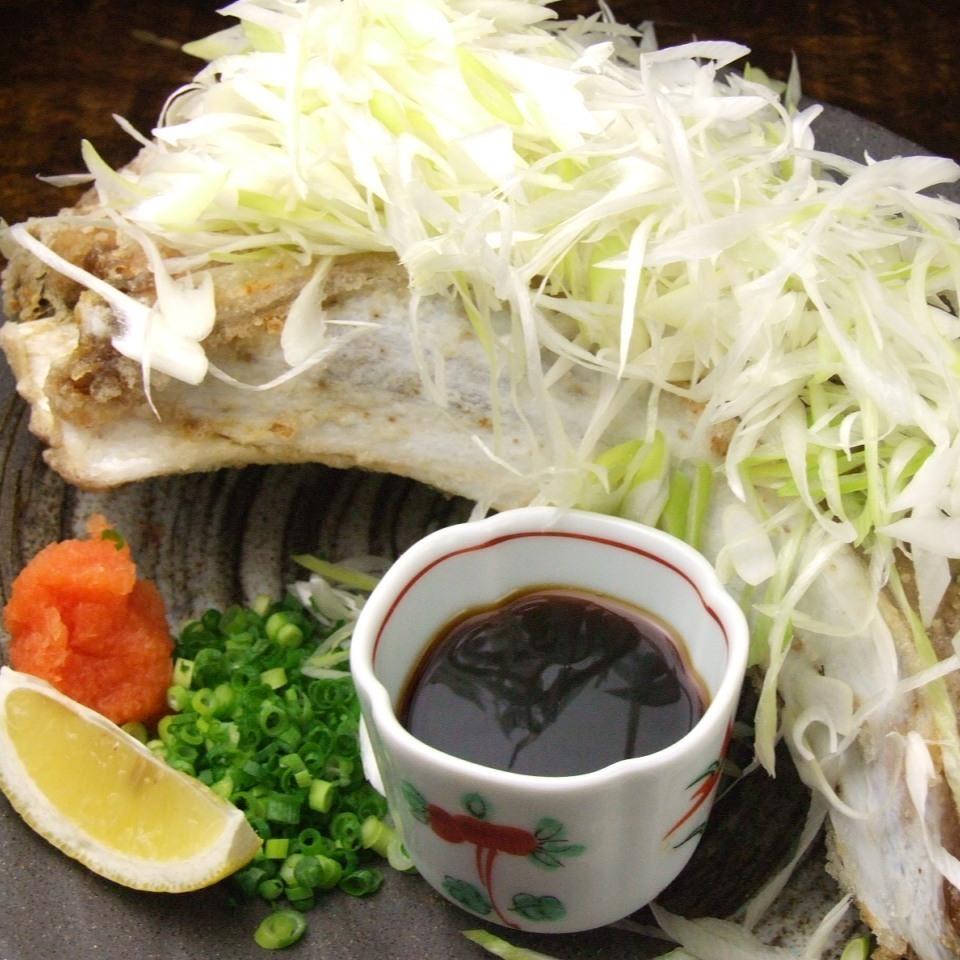 Grilled Tuna Tuna