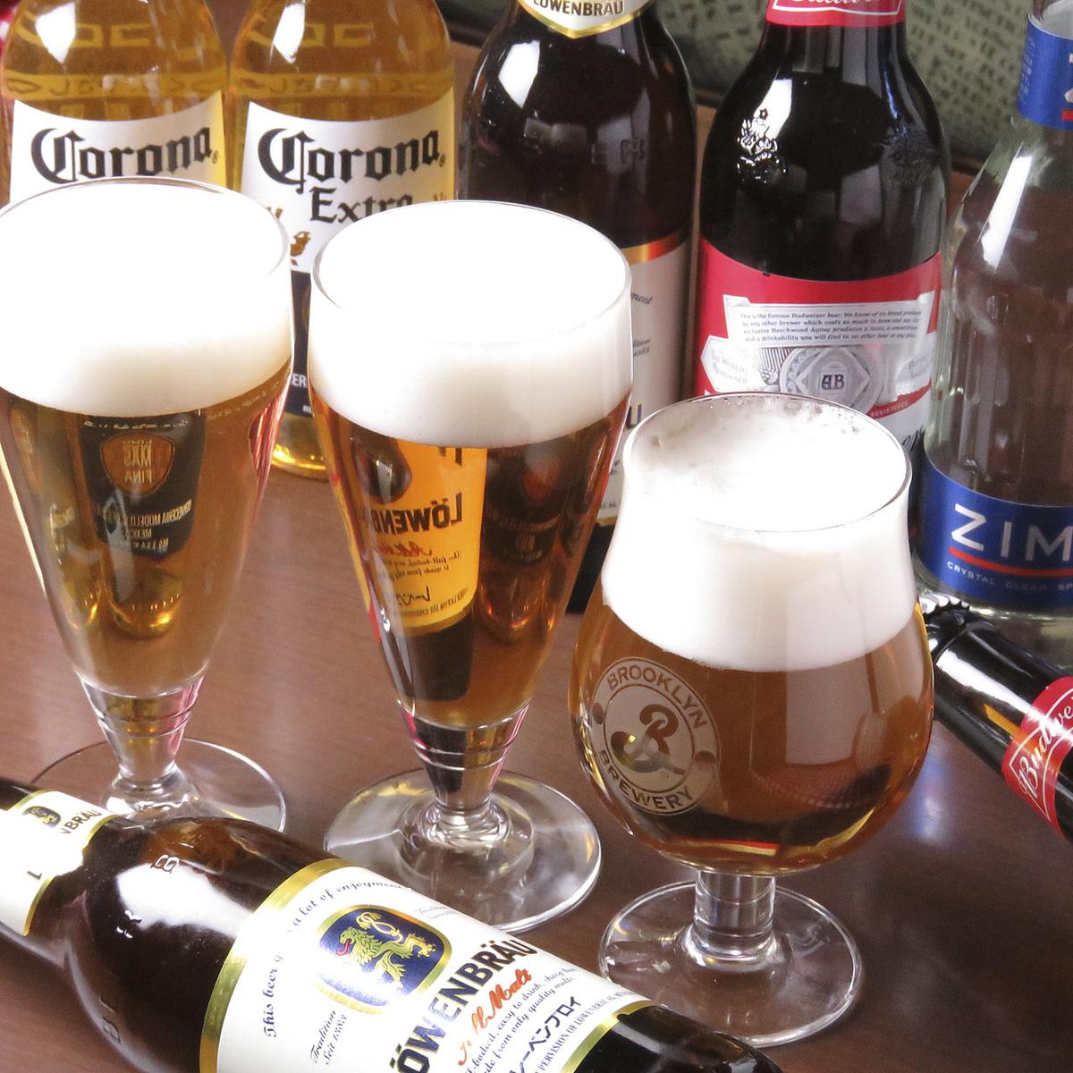 コーキーズのクラフトビールが人気です!!