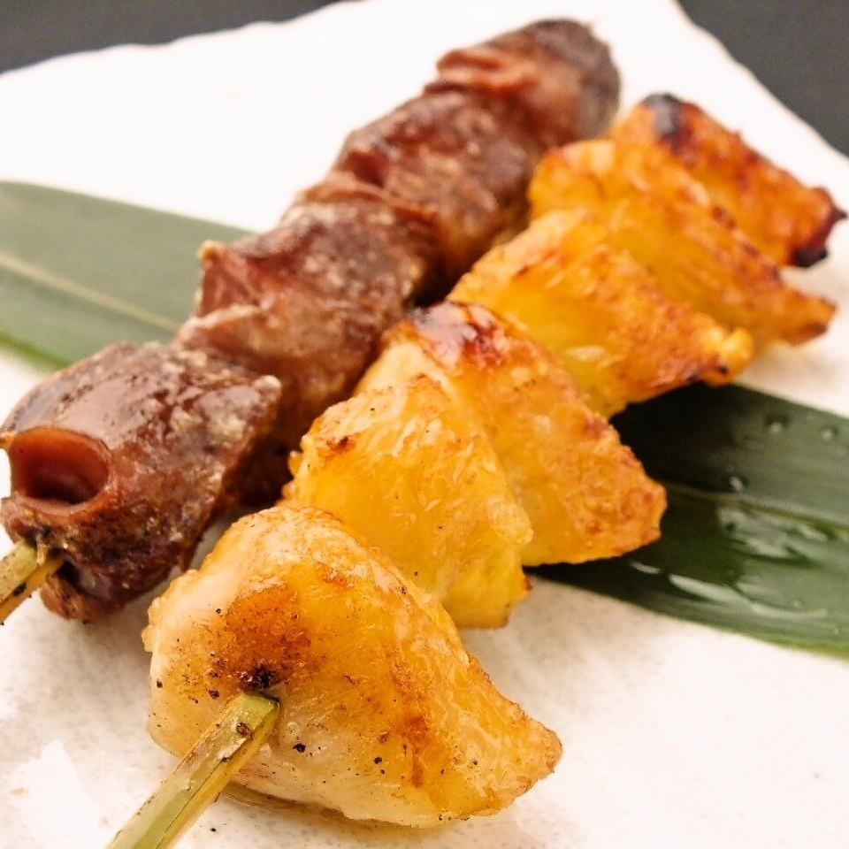 【Limited Edition】 Bonburi skewers ※ 1 person per person