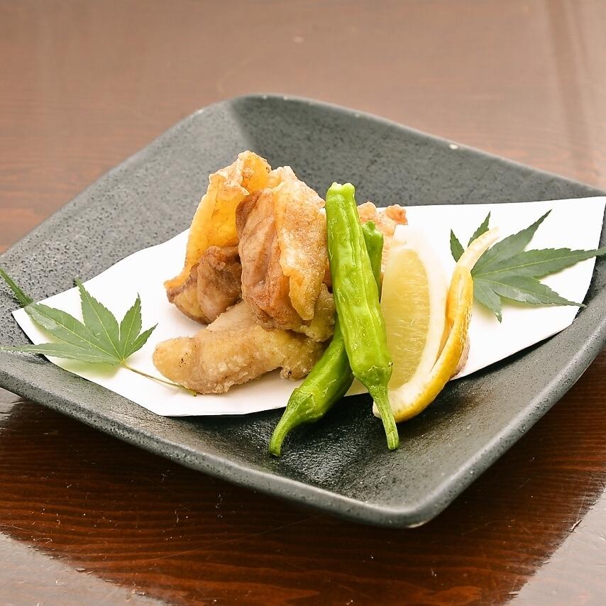 히나이 토종 닭 튀김