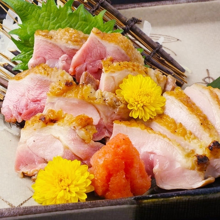 烤大腿肉(ponzu ponzu)