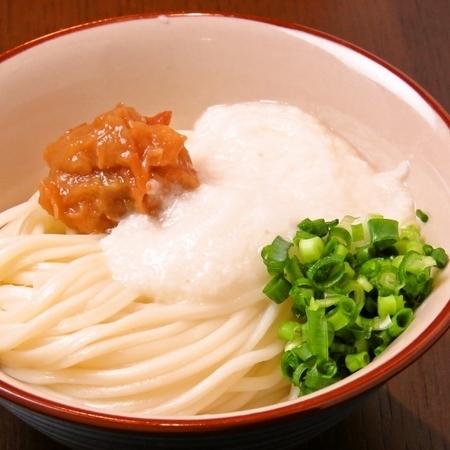 UME和torro蕎麥麵(冷)