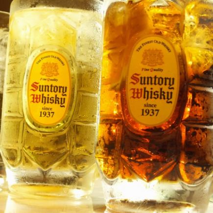 Use only for all-you-can-drink is also available ♪ 120 minutes 1800 yen (excluding tax) (with beer)
