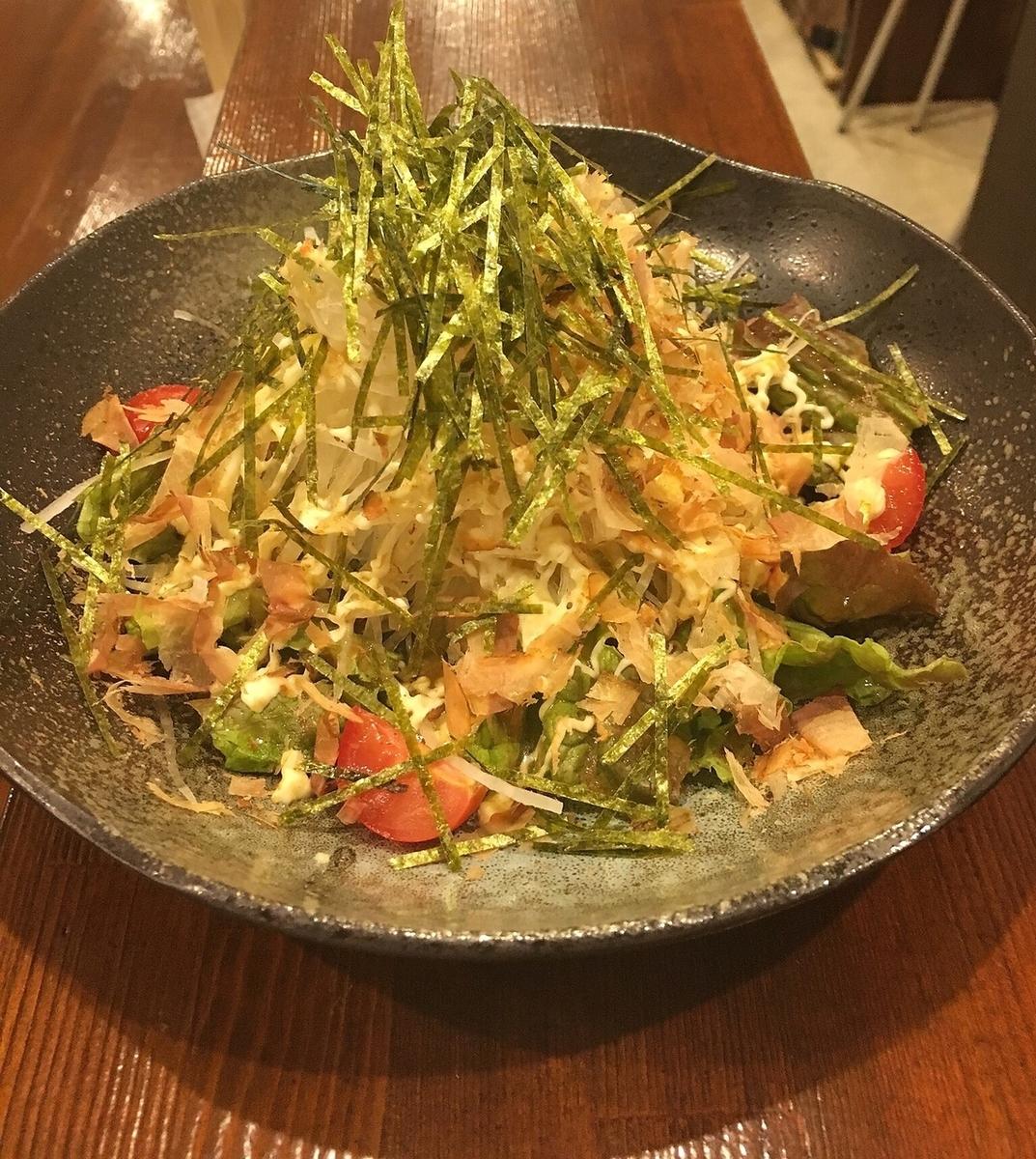 日本蘿蔔沙拉