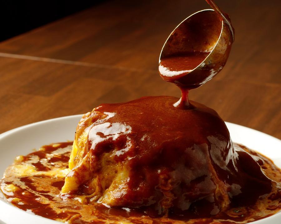 最後流行的煎蛋捲出現在午餐!