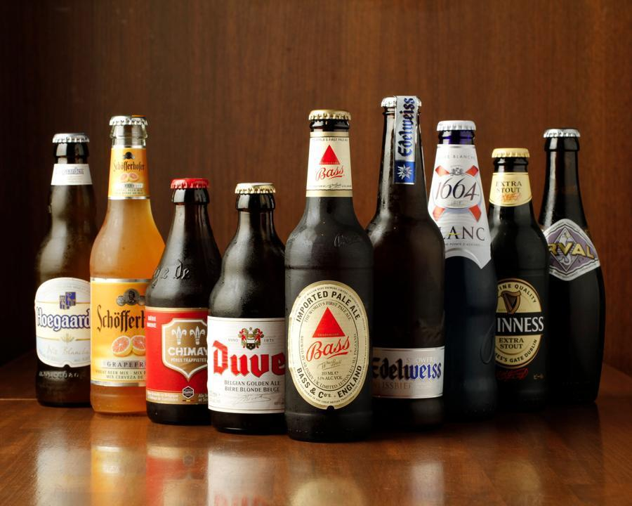 ★海外瓶裝啤酒★