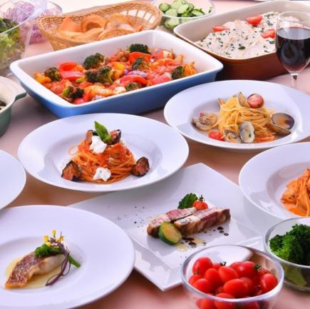 "lunch午餐♪≫""迷你套餐午餐"" 1750日元(含税)"