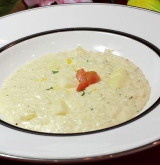 Palmigiano Reggiano risotto