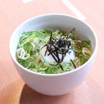 焼鳥丼用タレかけご飯
