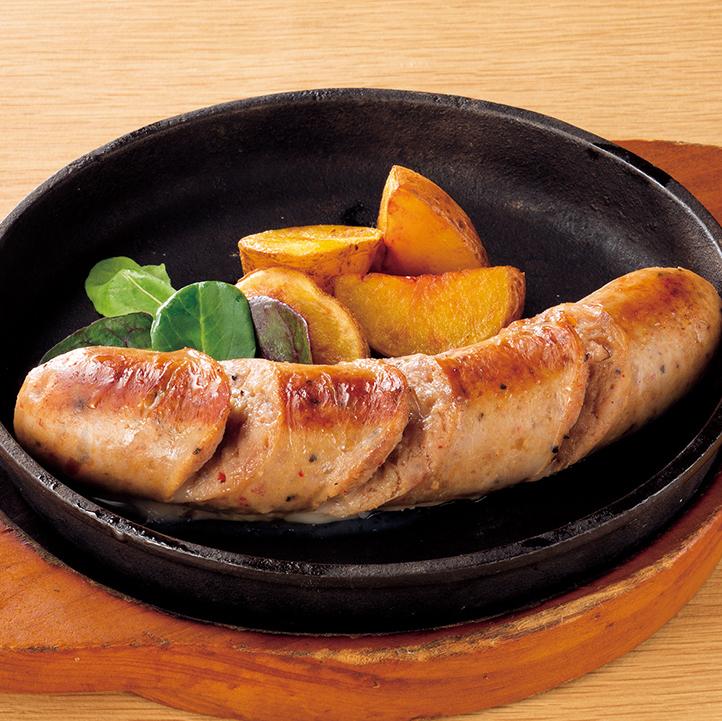 Misashima Aegoo豬粗糙的超大香腸