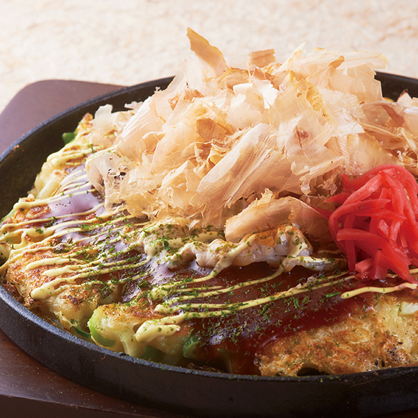 【大量的蔬菜】大阪燒豬肉丸