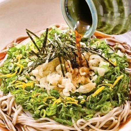 Kujyo洋蔥蕎麥麵(熱/冷)