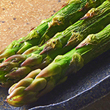 Grilled green asparagus ※ We accept orders from 2 pieces.