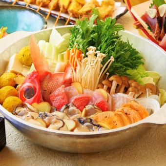 1/1 ~ 【New Spring Special Course】 Special Course <7 Cooking Cuisine> Including Drinks Alligator 6000 yen ⇒ 5000 yen
