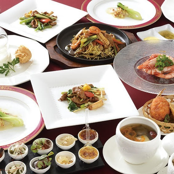 Authentic Chinese ♪ use of seasonal ingredients ♪