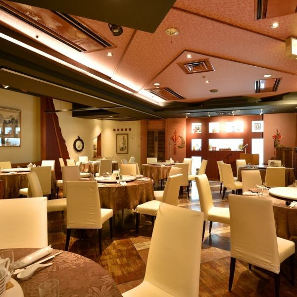 【Official Banquet Private Room】 The perfect banquet room for various banquets and parties can be reserved according to the number of people from 20 people to a maximum of 90 people.