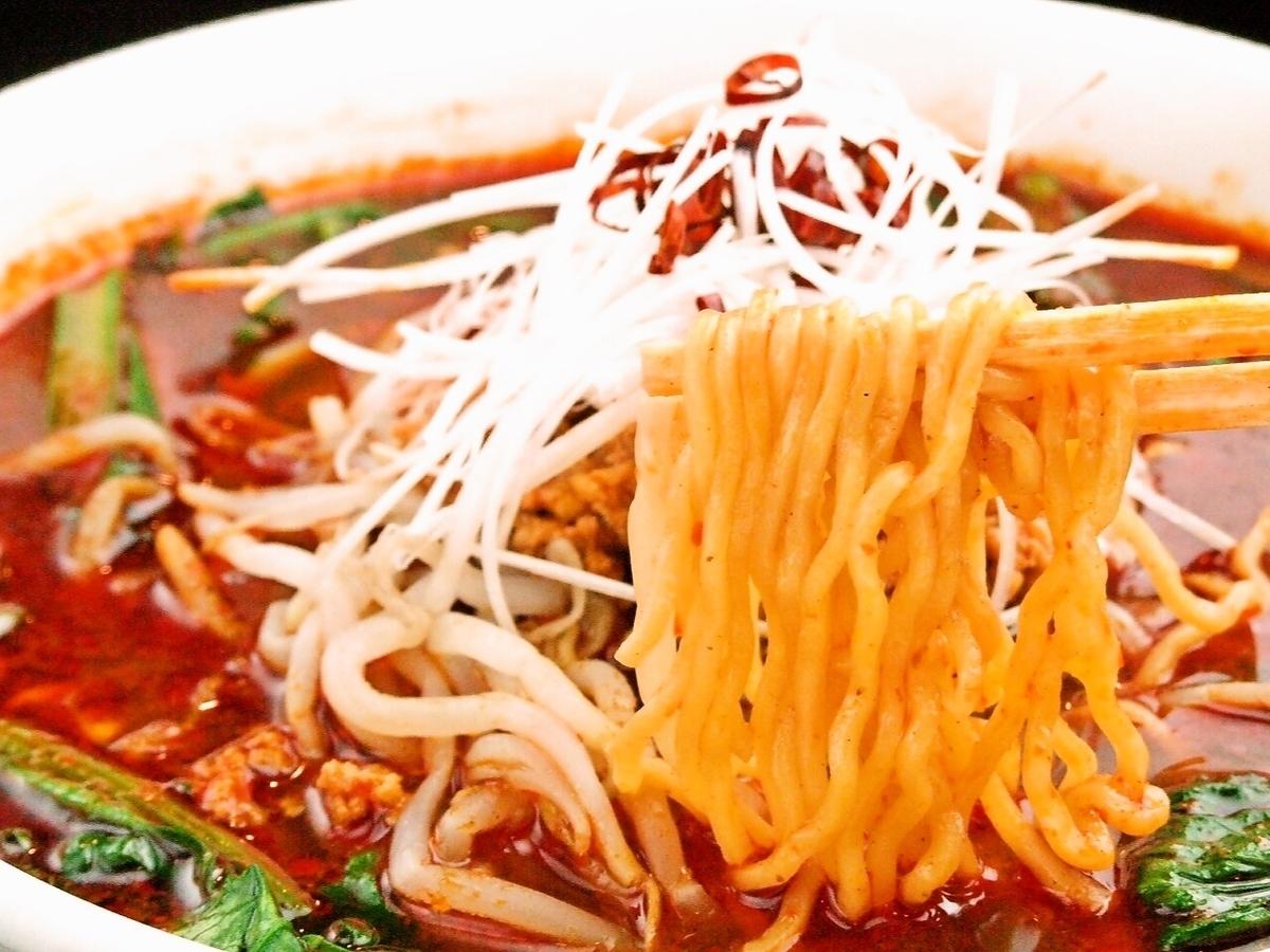 Gosho yakisoba / fold noodle / seafood tan noodle / acid tan noodle / seafood noodles