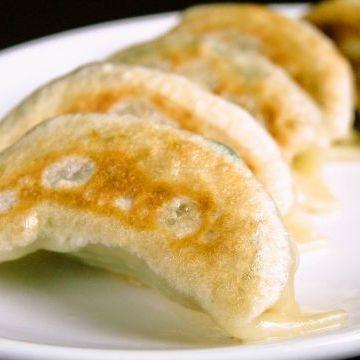 Grilled dumplings / water dumplings / boiled dumplings