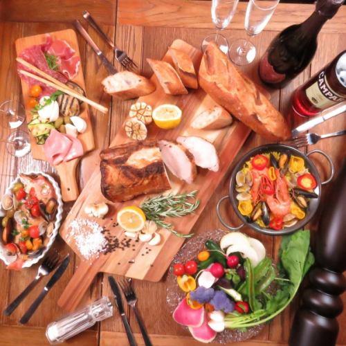 【推薦各種宴會◎】2小時,所有你可以喝派對套餐3500日元