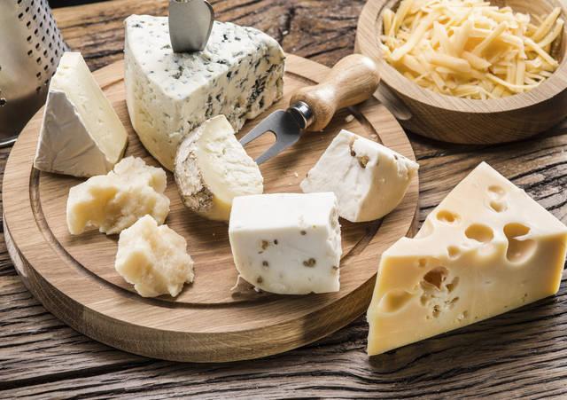 什锦的奶酪