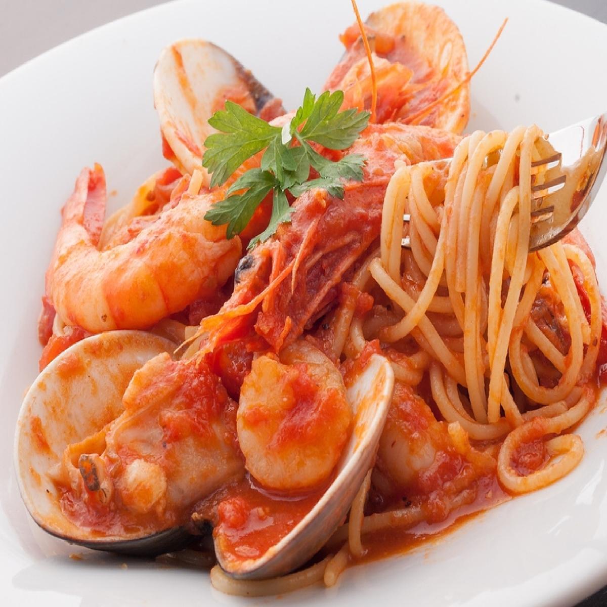 Chef's entrusted pasta