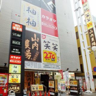 [JR][川崎駅][東口]から徒歩3分★[京急川崎駅]から徒歩5分[仲見世通り]のカラオケマックさんと同じビル♪ビルの[3階]★