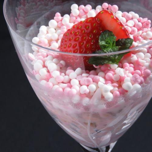 ディッピンドッツアイスクリーム〈グラス〉