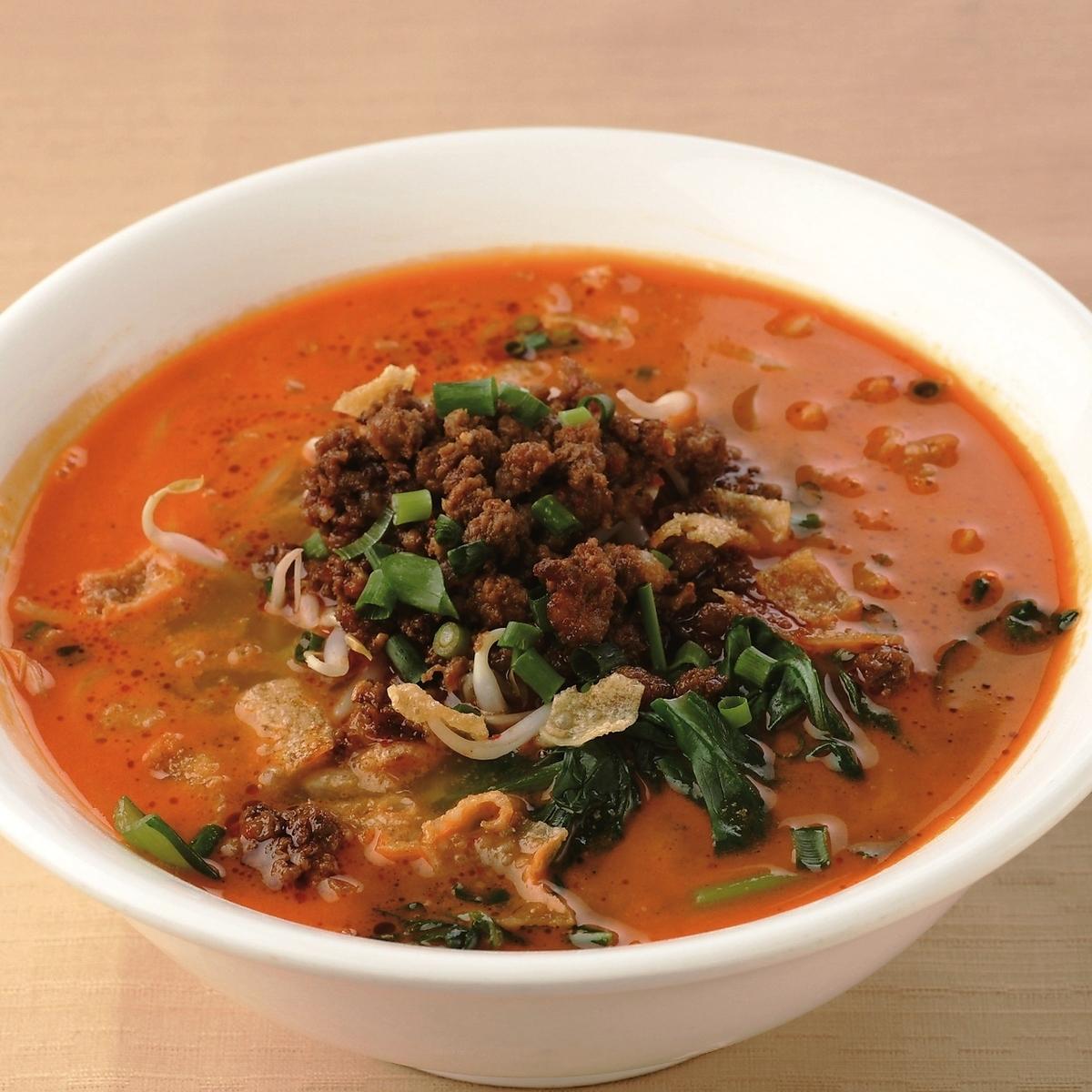 胡麻坦々麺