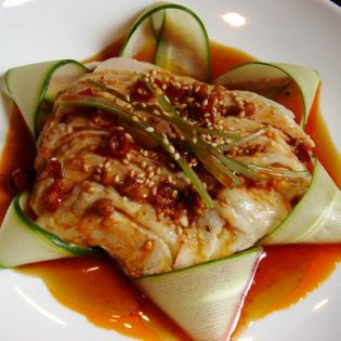 Sichuan chicken Kazehiyana