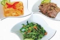 什么3种开胃菜的当天
