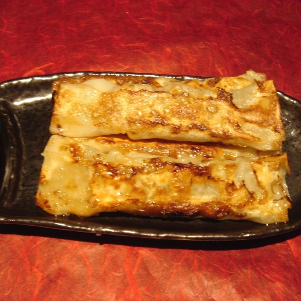 Chicken cartilage stick dumplings