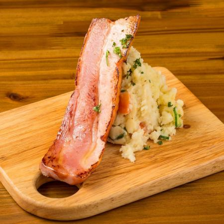 ■ whole bacon anchovy potato salad