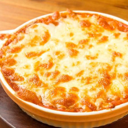 ■ Specialty lasagna