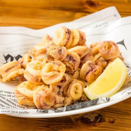 ■ Calamari frit