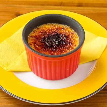 ■ Honey Cream Brulee