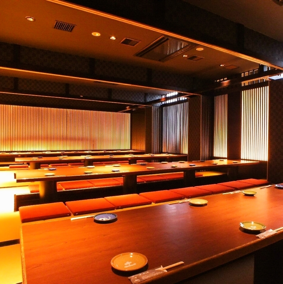 Dig into a private room.It is OK for up to 80 people! Please leave a banquet for adults too!
