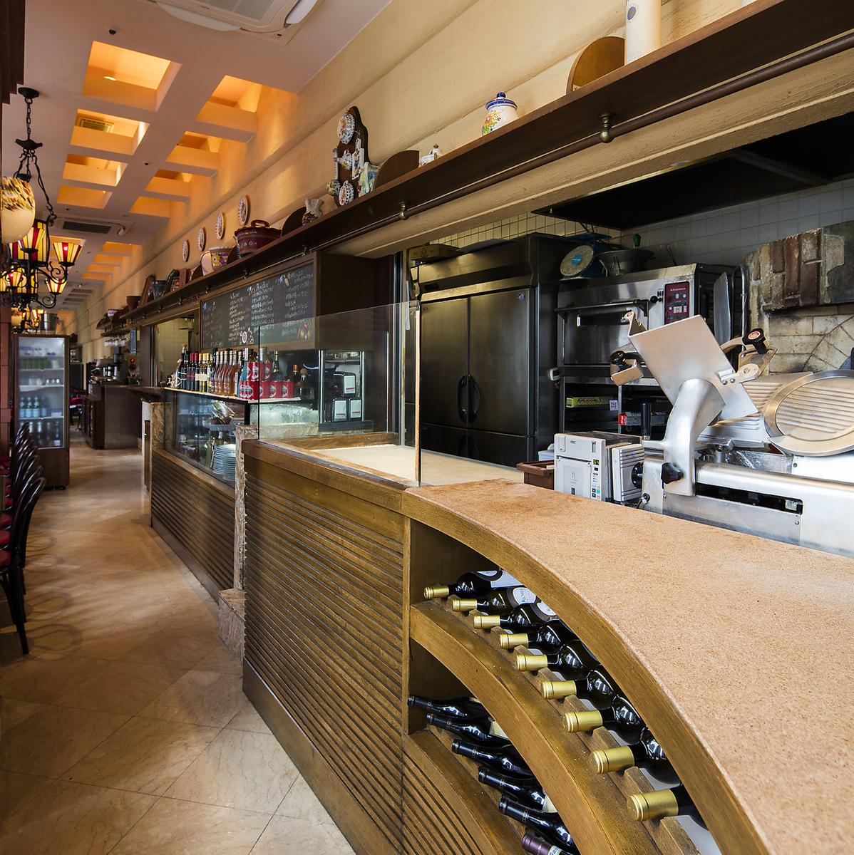 恵比寿で本格イタリアンを楽しむなら当店へ!女子会・デート・お仕事帰りにサクッと一杯でも・・・色んなシーンでご利用頂けます♪