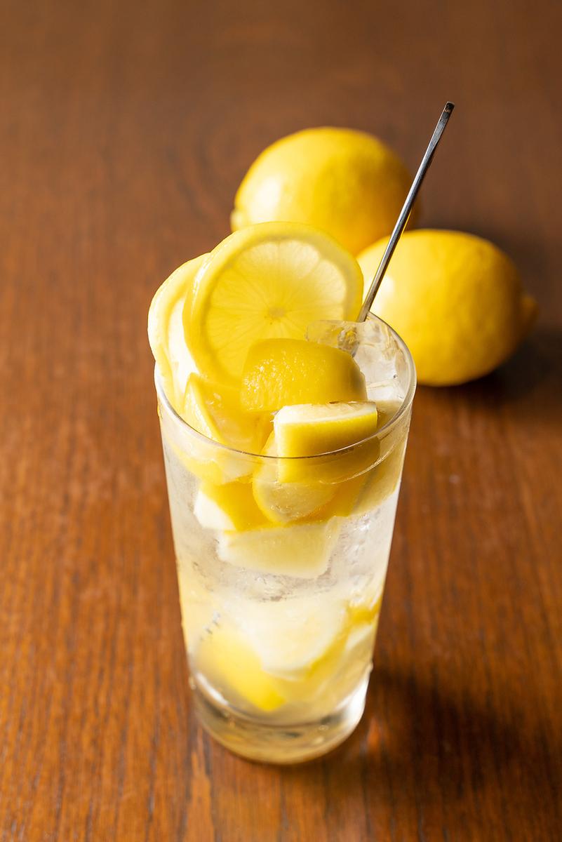 氷結レモンサワー