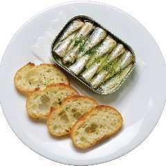 Oiled Sardine オイルサーディン