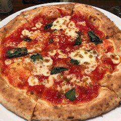 Pizza Margarita ピザ マルゲリータ