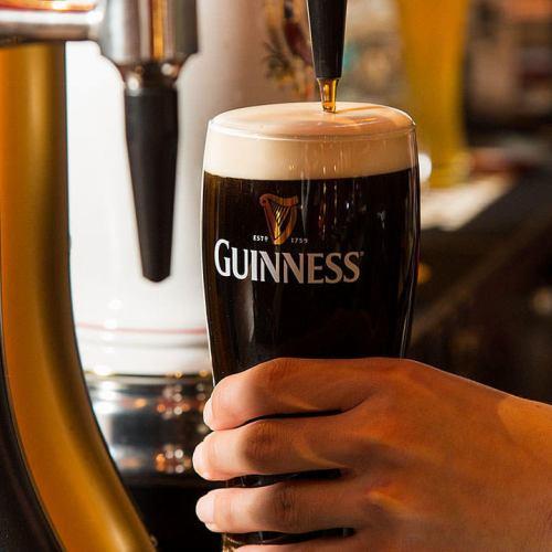 Guinness Draught (Ireland) ギネス・ドラフト(アイルランド)